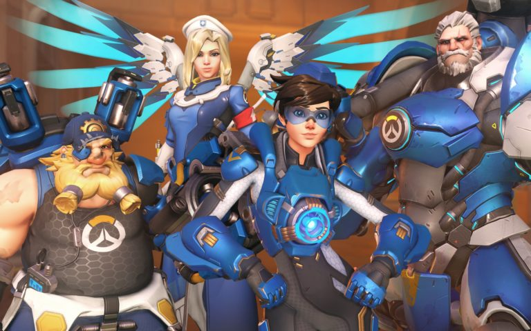 Could Overwatch crossplay be on the cards?
