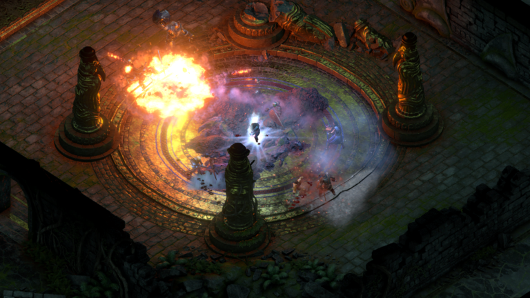 Obsidian is trying to modernise tabletop video game RPGs with Pillars of Eternity 2