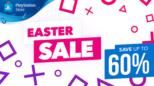Save up to 60% in the PlayStation Store Easter Sale