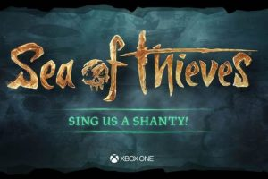 [Update]Get your own personalised pirate shanty while playing Sea of Thieves
