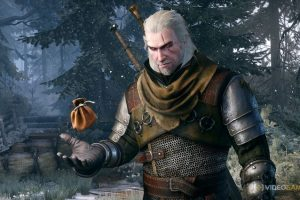 The Witcher's Geralt might appear in Soul Calibur 6 this year