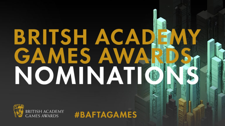 Hellblade has been nominated for nine BAFTAs