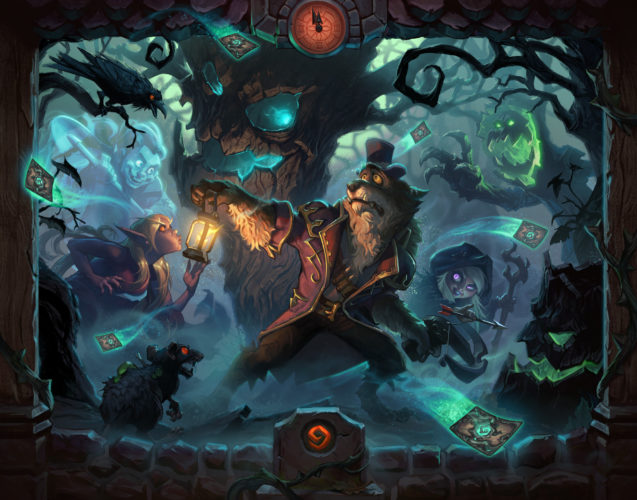 The Witchwood has HearthStone's craziest synergy ever