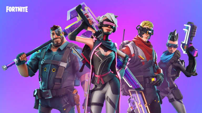 Epic takes a huge step forward with Fortnite cross-platform play
