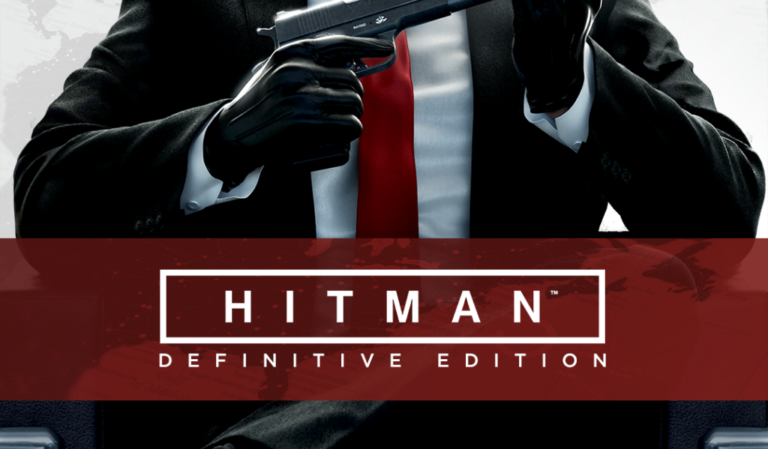 Hitman Definitive Edition launching this May, published by Warner Bros