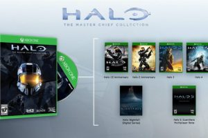 Halo The Master Chief Collection is coming to Xbox Game Pass