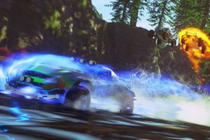 ONRUSH gameplay trailer invites players to 'Race, Wreck, Repeat'