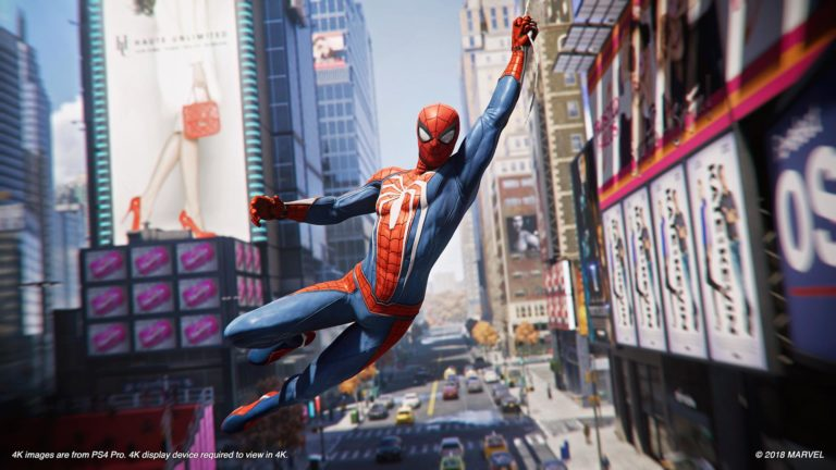 Is Marvel's Spider-Man the most overrated game of 2018?