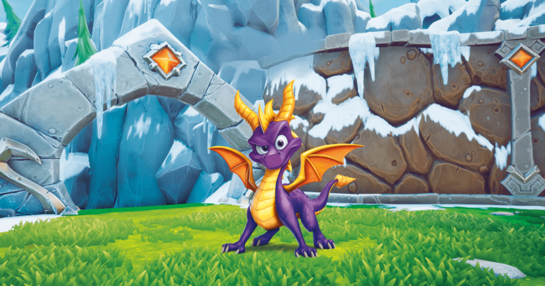 Check out some Spyro Reignited Trilogy comparison screenshots