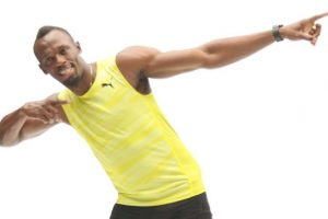 Usain Bolt is tackling the world's first Xbox Game Pass challenge