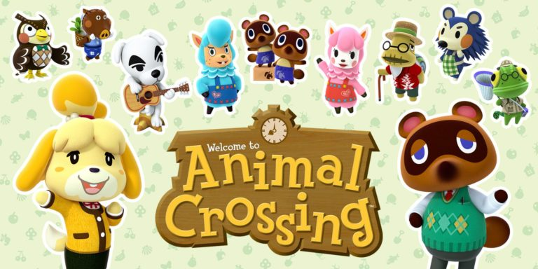 Leaked images reportedly from Animal Crossing Switch appear online