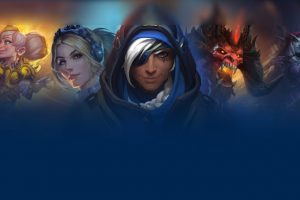 Unannounced Blizzard title is a PvP focused FPS