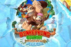 Watch Donkey Kong Country Tropical Freeze Boot Speeds compared on Wii U and Switch