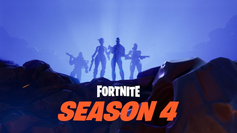 Fortnite Season 4 starts May 1, downtime scheduled
