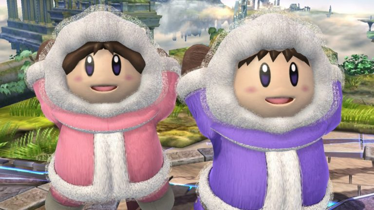 Report – Ice Climbers to return to Super Smash Bros Switch along with a 2-Player Story Mode