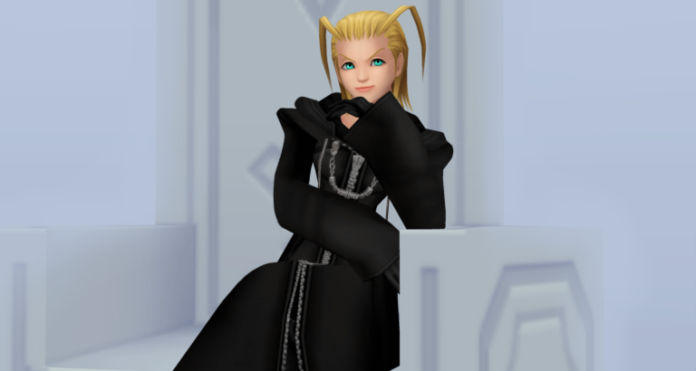 Shanelle Gray confirms Larxene will appear in Kingdom Hearts 3