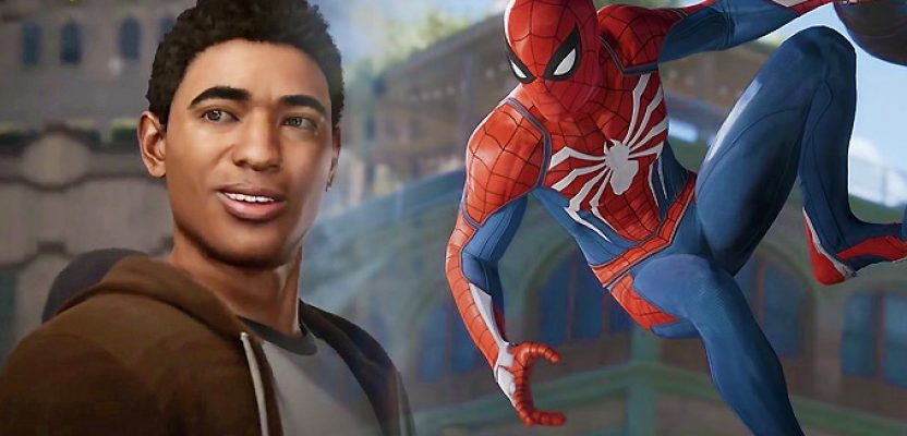 Is Miles playable in Spider-man PS4? Insomniac isn't saying no