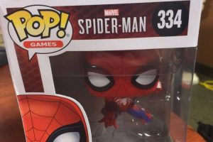 The PS4 Spider-Man is getting his own Pop Vinyl