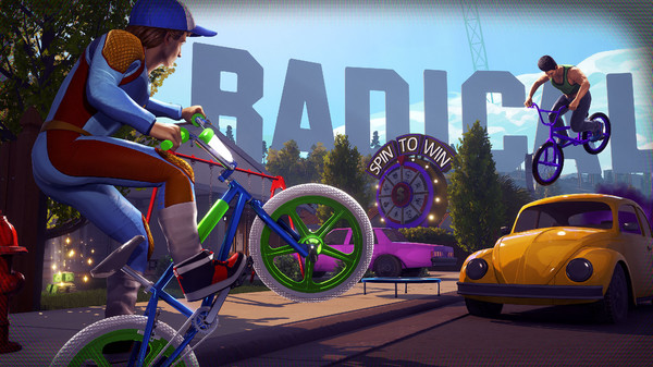 Radical Heights is a free-to-play Battle Royale game from Boss Key