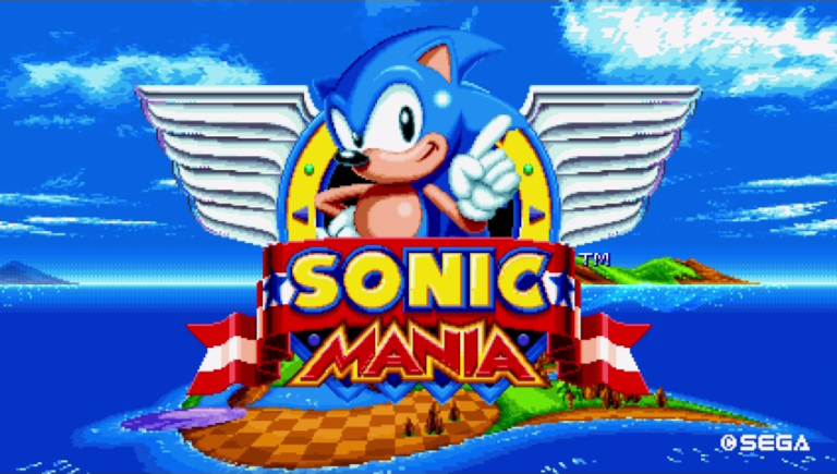 Sonic Mania has sold over 1 million copies worldwide