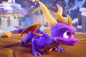 Toys for Bob created a special tool called Spyroscope to help develop Spyro Reignited Trilogy