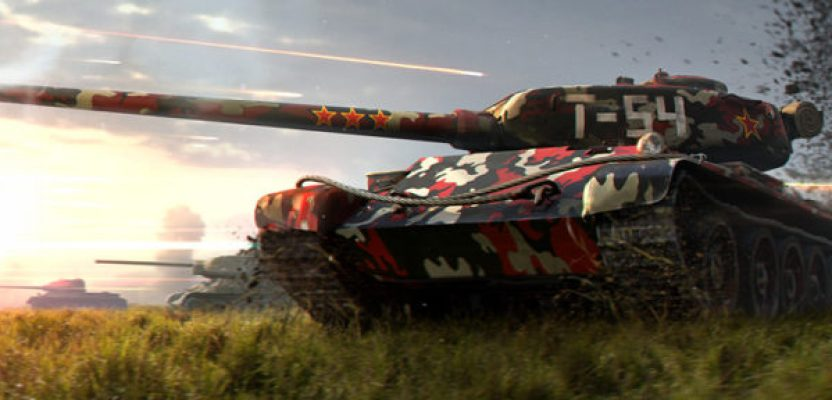 The T-54 Motherland tank returns to World of Tanks for the Soviet Dream Machines Event