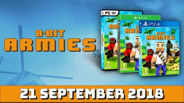 8-Bit Armies is bringing fast-paced RTS to PS4 and Xbox One