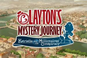 Layton's Mystery Journey: Katrielle and The Millionaires' Conspiracy DX is coming to Switch