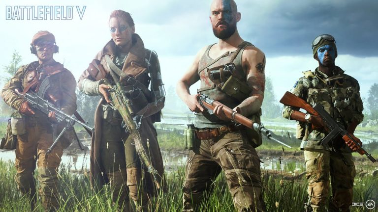Check out Battlefield V's full reveal trailer