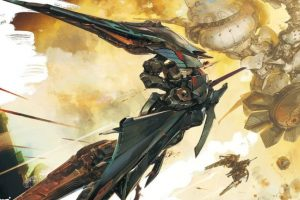Treasure and Nicalis are launching Ikaruga Switch in May