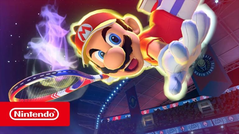 Play Mario Tennis Aces early with the free multiplayer demo