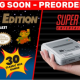 The NES and SNES Mini are coming back, pre-orders now open