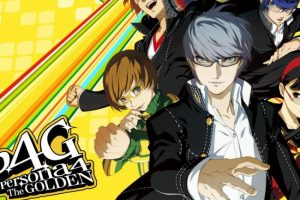 Persona 4 Remaster being teased