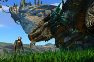 Scalebound listing discovered on Microsoft Store