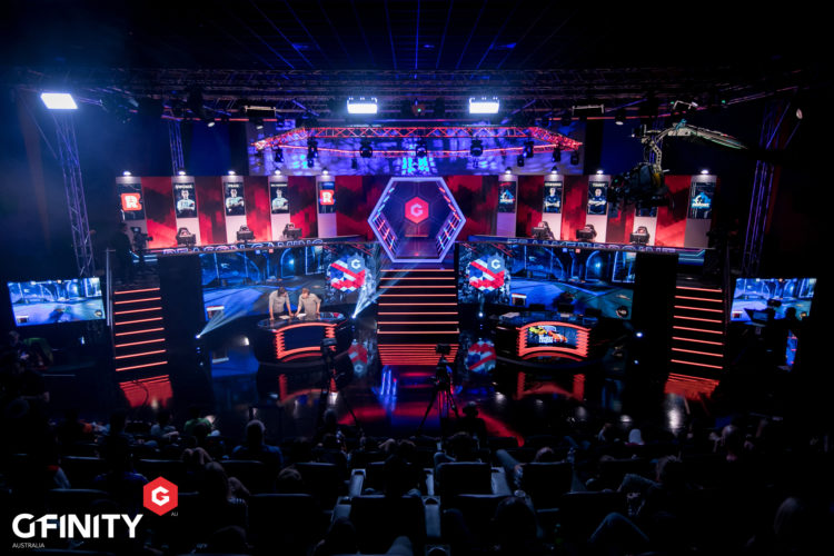 Gfinity Elite Series Australia had more than 500,000 views on its first weekend