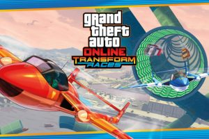 GTA Online launches new Transform Races and adds all-new content