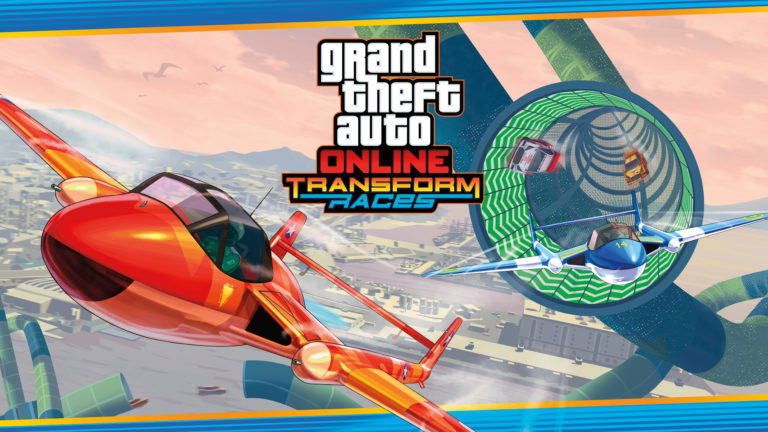 GTA Online launches new Transform Races and adds all-new