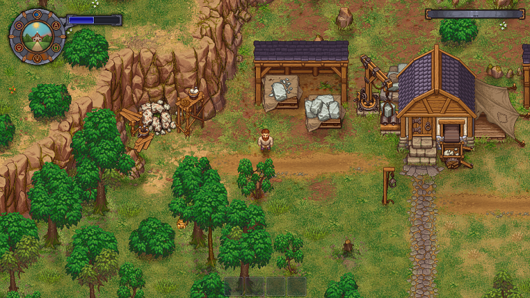 Graveyard Keeper is coming to Switch