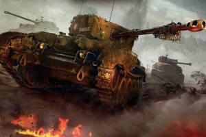 Garth Ennis talks about writing his World of Tanks comic series