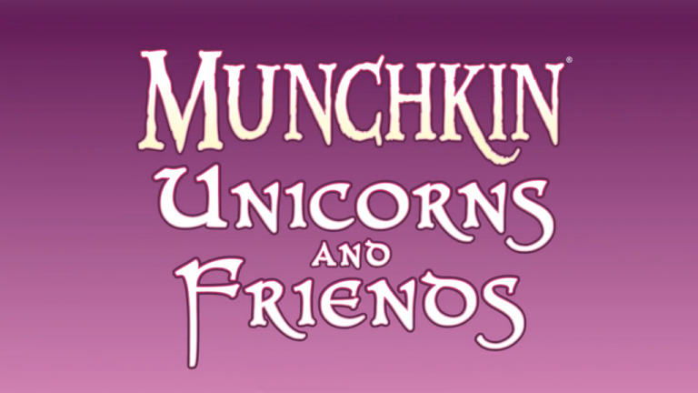 Munchkin Unicorns and Friends live on Kickstarter