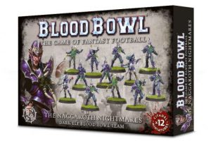 Blood Bowl Dark Elves now available for pre-order