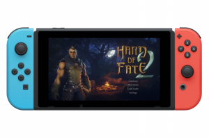 Hand of Fate 2 is coming to Nintendo Switch