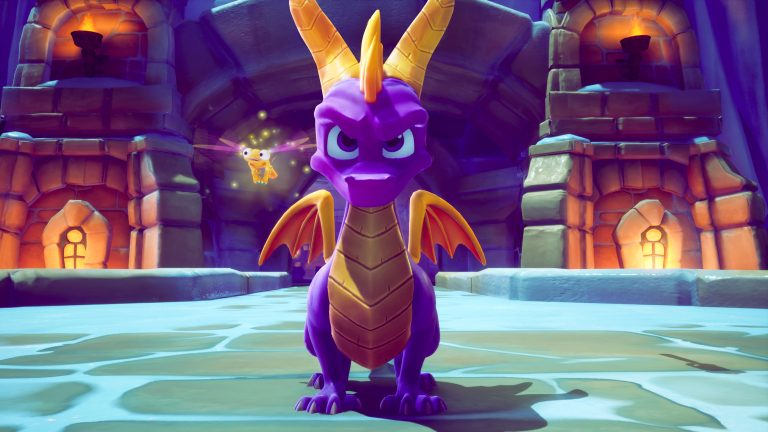 Spyro Reignited Trilogy Switch Review – Portable Fire
