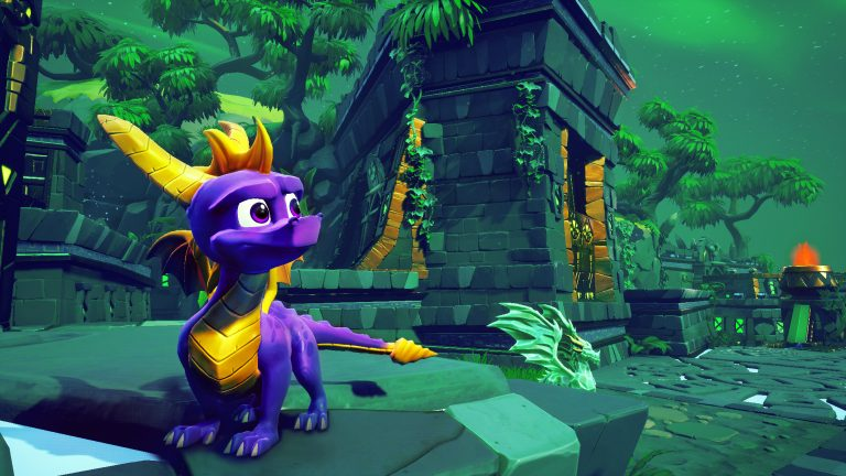 Check out these Spyro Reignited Trilogy videos compared to the originals