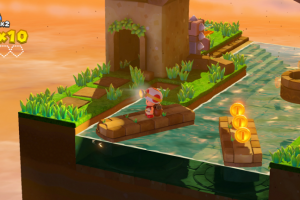 What are the Captain Toad Treasure Tracker amiibo unlocks?