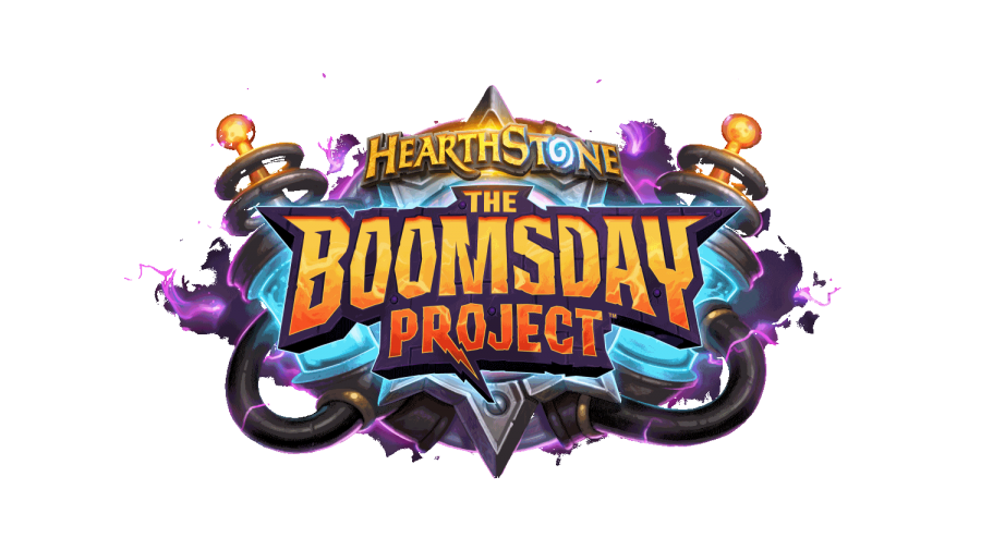 The Boomsday Project is HearthStone's next expansion
