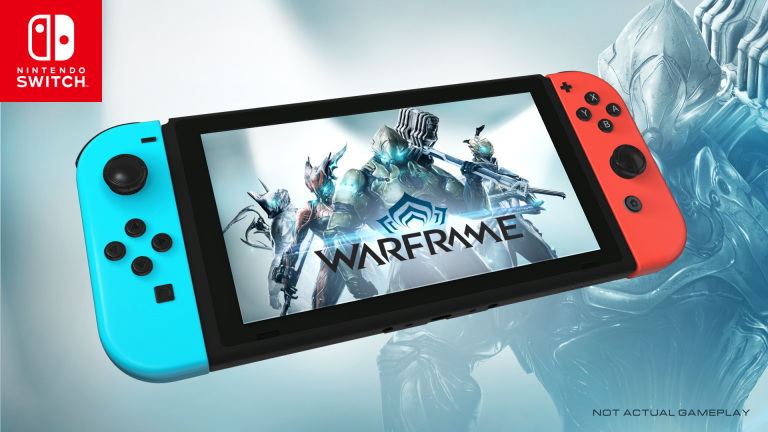 Warframe Nintendo Switch Edition announced at TennoCon