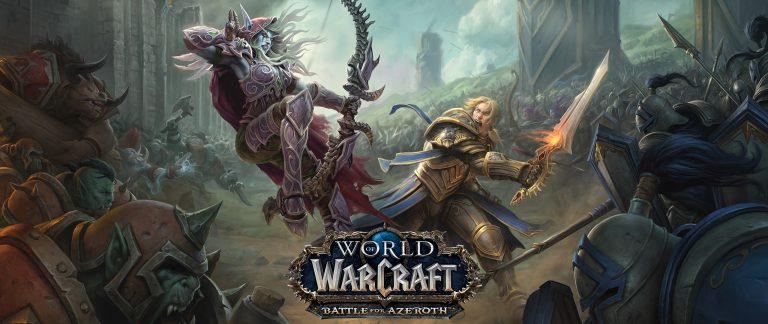 World of Warcraft Battle for Azeroth Preview