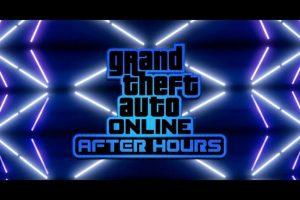 GTA Online's After Hours update is now live