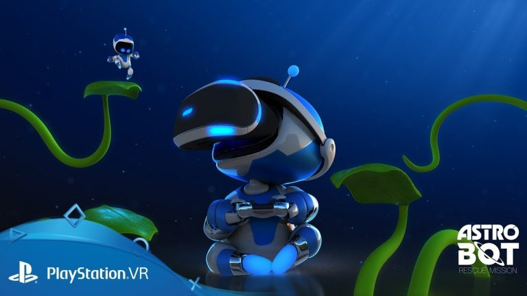 Astro Bot Rescue Mission blasts off for PSVR in October